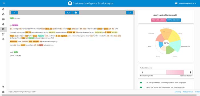 customer-intelligence-email-analysis